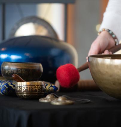 Sound Healing Meditation | Veracis Mindful Meditation Classes
